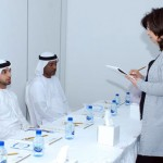 Sanaa El Jack briefs UAE journalists on basics of good reporting