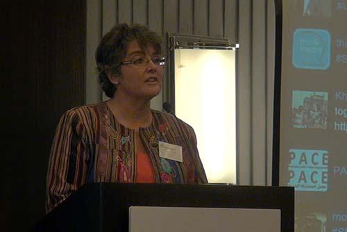 USAID's Denise O'Toole