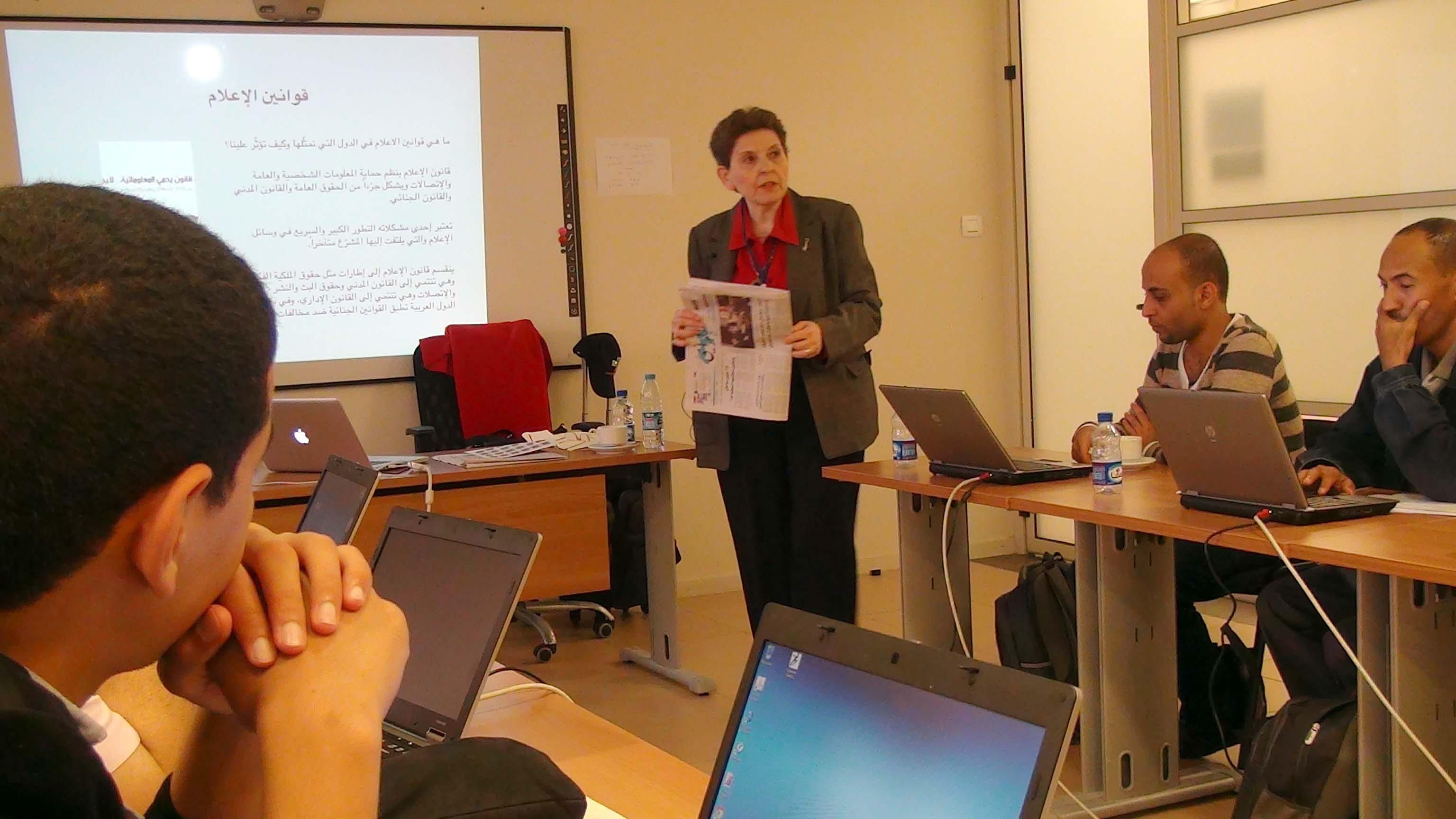 Print and online media laws in Jordan explained