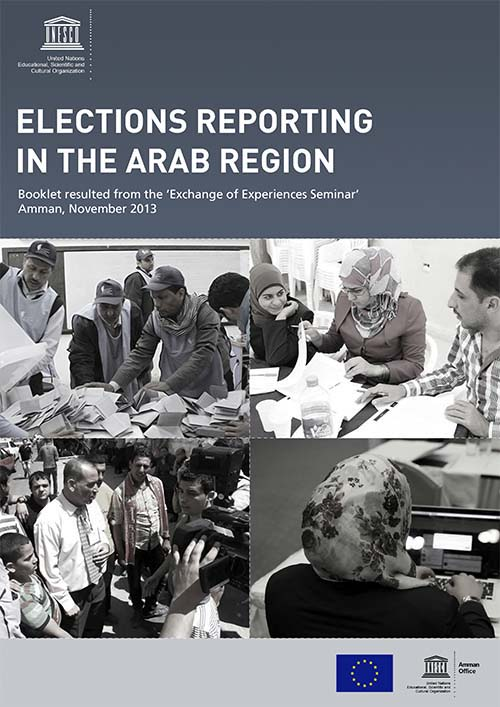 Elections Reporting in the Arab Region