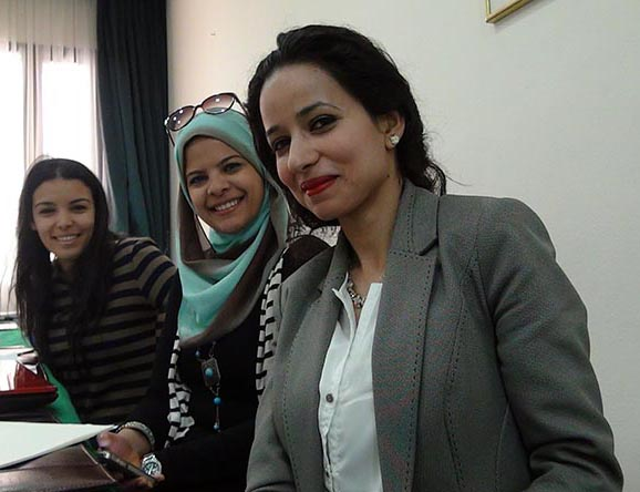 Tunisian journalists benefit from professional training