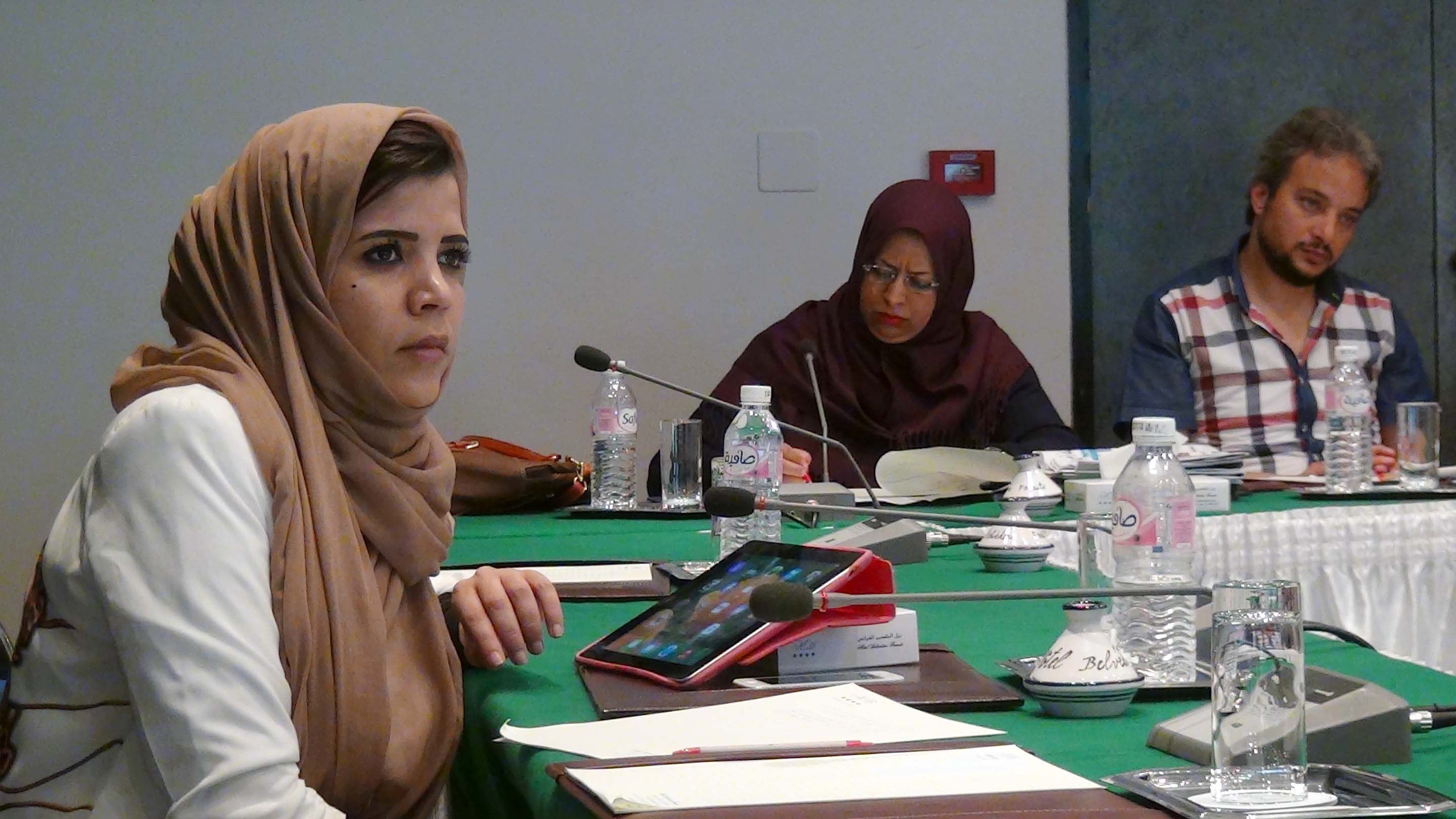 Libyan journalists learn to sharpen skills