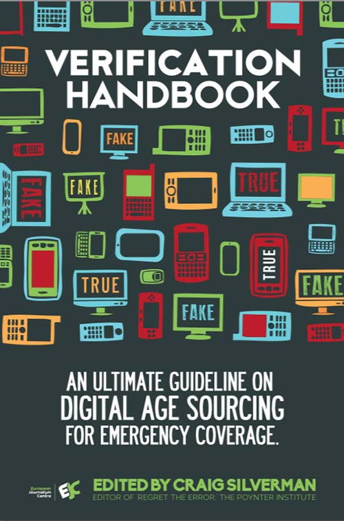 Screen shot of Verification Handbook