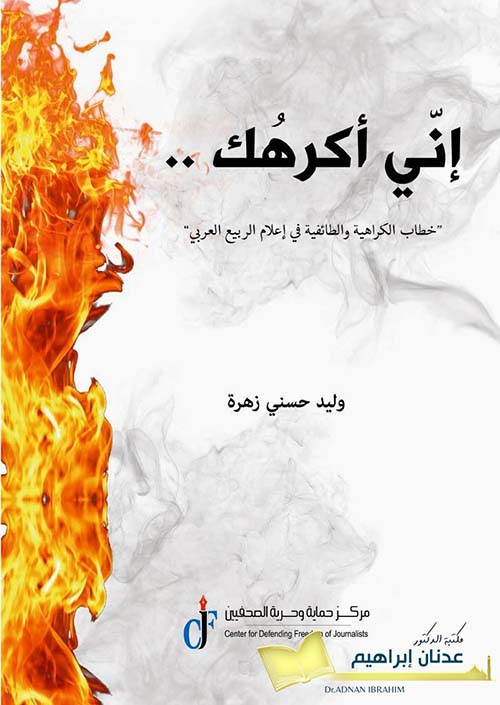 I Hate You: Hate Speech and Sectarianism in Arab Spring Media