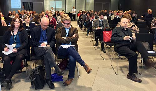 UNESCO WPFD parallel conference on journalists' safety