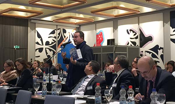 Hate speech debated at Brussels symposium