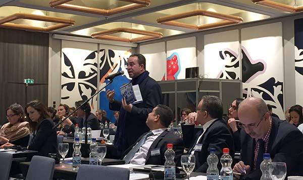 Hate speech debated at Brussels symposium